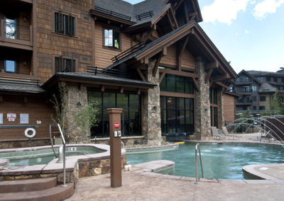 Grand Lodge on Peak 7 Spa and Pool