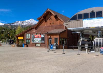 Breckenridge Mountain Gondola