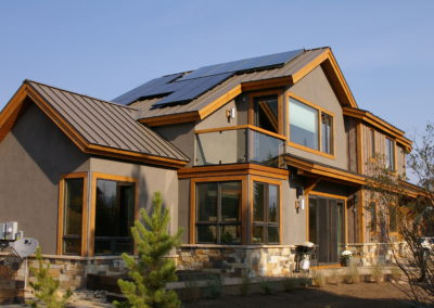 Custom Sustainable Home