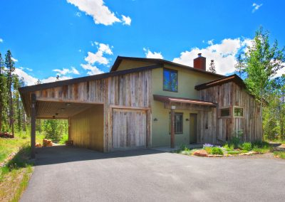 Sustainable Breckenridge Home